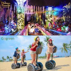 Madame Tussauds + EcoAdventure 30 Min [Special Deals]