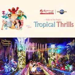 Universal Studios Singapore + Madame Tussauds [Adult]
