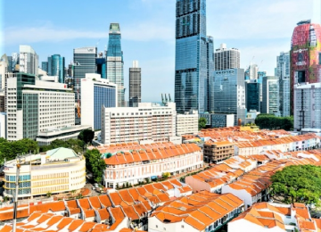 Tanjong Pagar & Duxton - Charming District on the Fringe of CBD