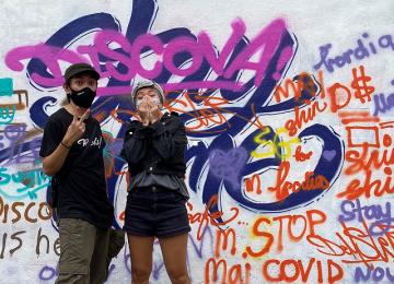 Discova Street Art & Graffiti