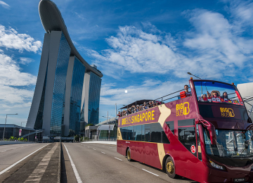 Big Bus Singapore Classic Tour