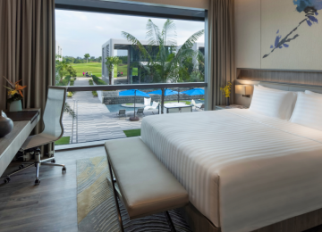 SRV Rediscover Packages - Deluxe Laguna Pool View Room