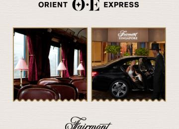 A Classic Journey Through Time with Orient Express Exhibition