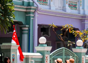 Singapore Story - Charm of Peranakan Katong & Joo Chiat (Half Day Mandarin Tour)