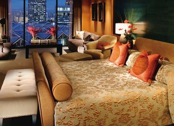 SingapoRediscovers - Premier Suite