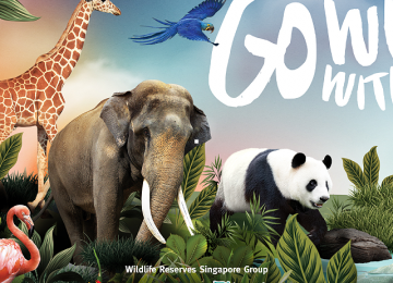 Park Hopper Plus (Wildlife Reserves Singapore 4 Parks)