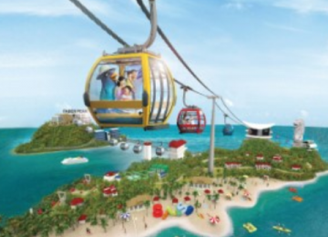 Sentosa Development Corporation - Heritage Discovery & Fun at $50 per pax