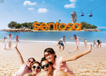 Sentosa Classic: Gourmet Island Escapade