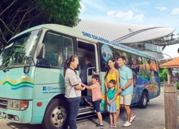Sentosa Island Bus Tour