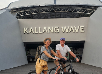 Origin Journeys' Flagship Tour by Bike