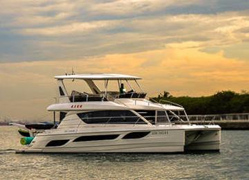 4 Hours Premium Catamaran Yacht Tour (Aquila 48 - NN2)