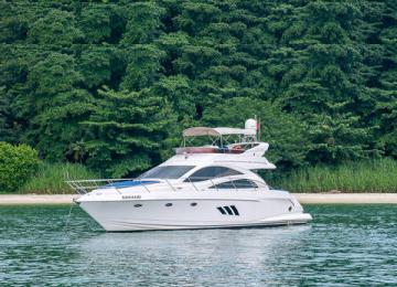 Yacht Tour - Luxurious Motor Yacht (Integrity 55 Galene)