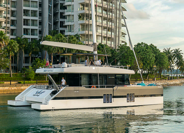 4 Hour Luxurious Yacht Tour to the Southern Islands (Weekend)