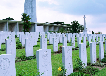 Battlefields of Singapore - Dark Days of Japanese Occupation