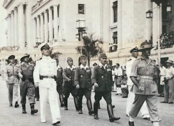 WWII: 75th Anniversary Japanese Surrender Walk