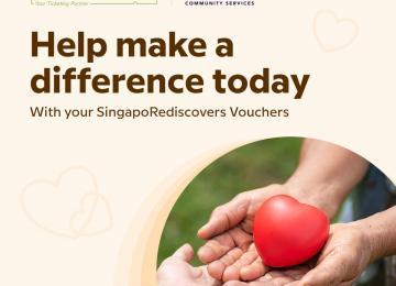Donation to HCSA Community Services