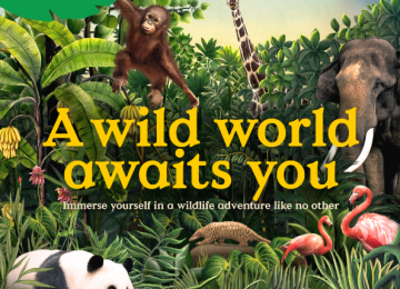 Park Hopper Plus (Mandai Wildlife Reserve 4 Parks)