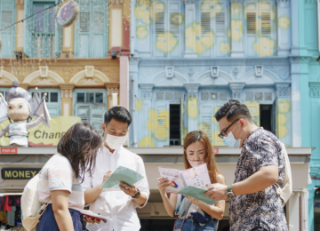 Chinatown Puzzle Hunt: The King's Feast